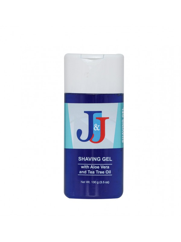 J&J Shaving Gel