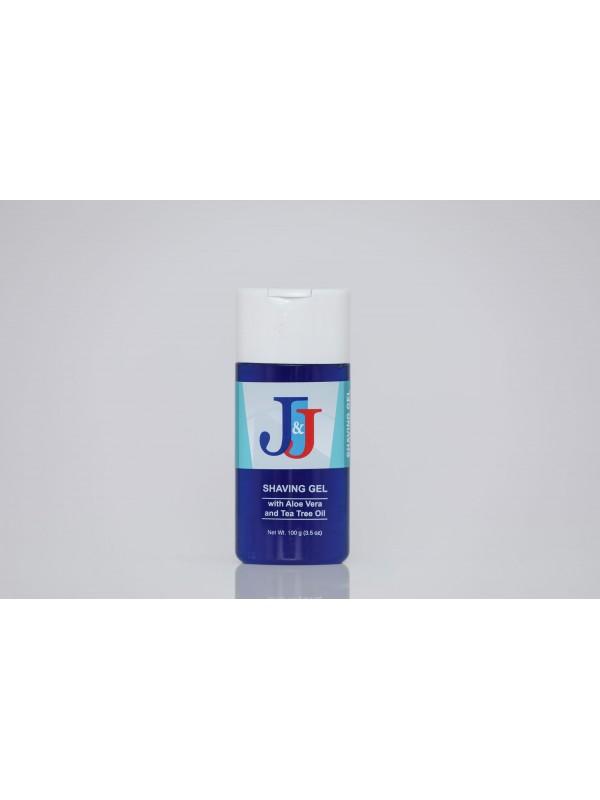 J&J Shaving Gel