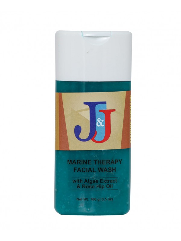 J&J Marine Therapy Facial Wash