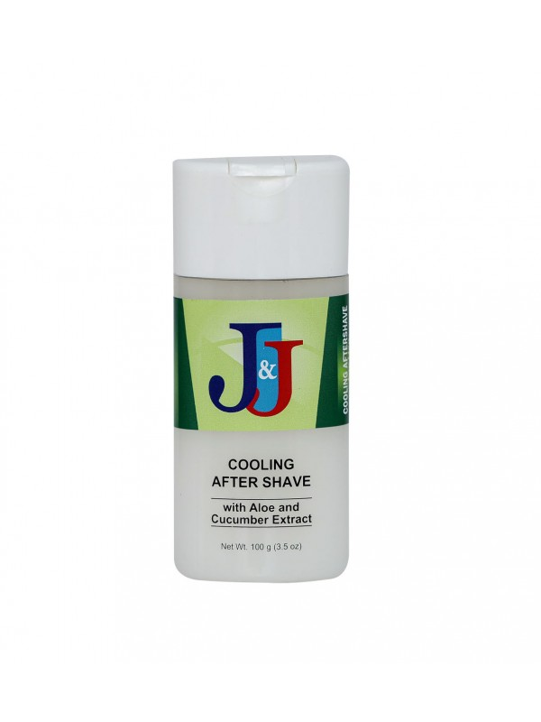 J&J Cooling After Shave with Aloe and Cucumber...