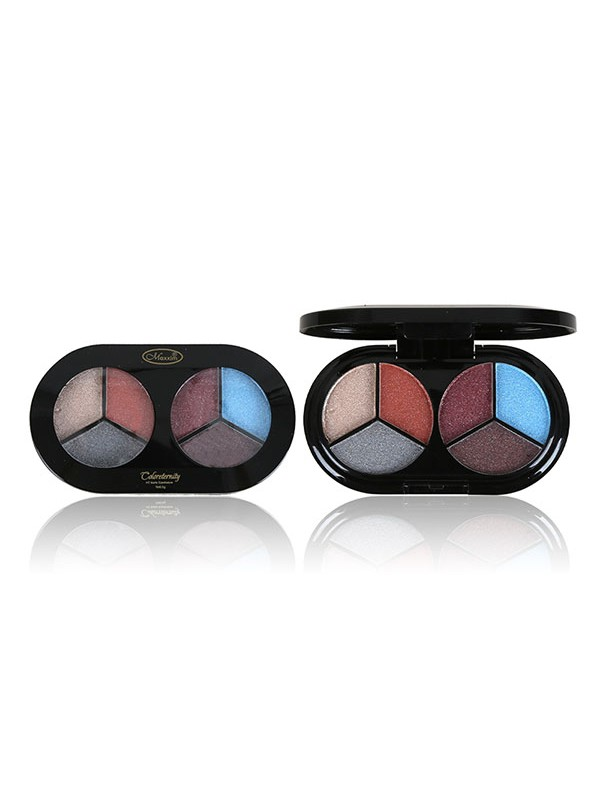 Maxxim Coloreternity HD Matte Eye Shadow Combo