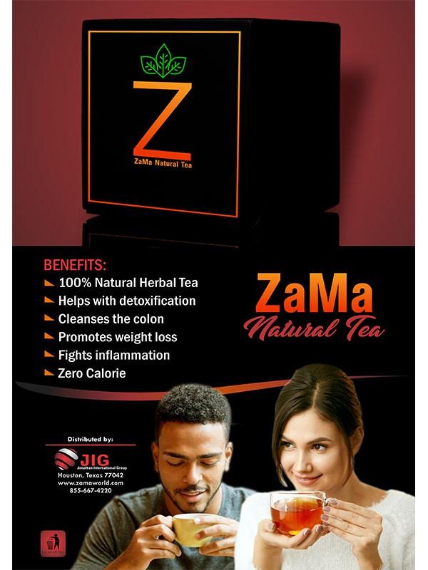 ZaMa Natural Tea